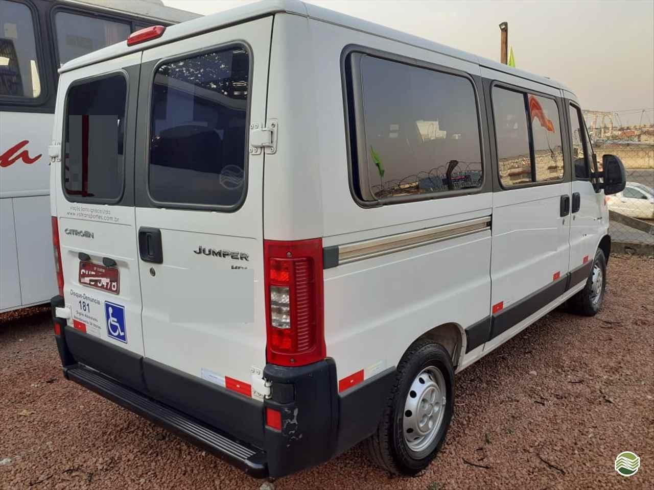CITROEN Jumper Minibus 2.8  2010/2011 Sumaré Máquinas e Veículos