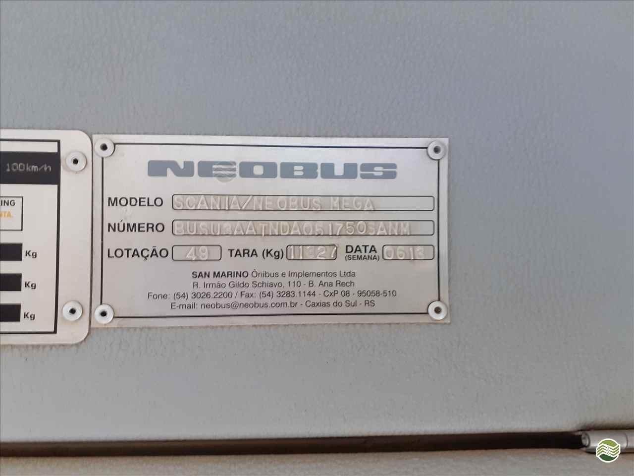 NEOBUS Mega  2012/2013 Sumaré Máquinas e Veículos