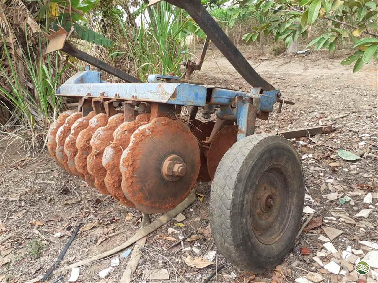 IMPLEMENTOS AGRICOLAS GRADE ARADORA ARADORA 14 DISCOS Sumaré Máquinas e Veículos SUMARE SÃO PAULO SP