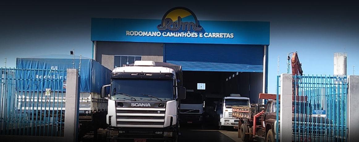 Rodomano Caminhões e Carretas