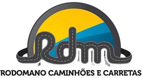 Logo Rodomano Caminhões e Carretas