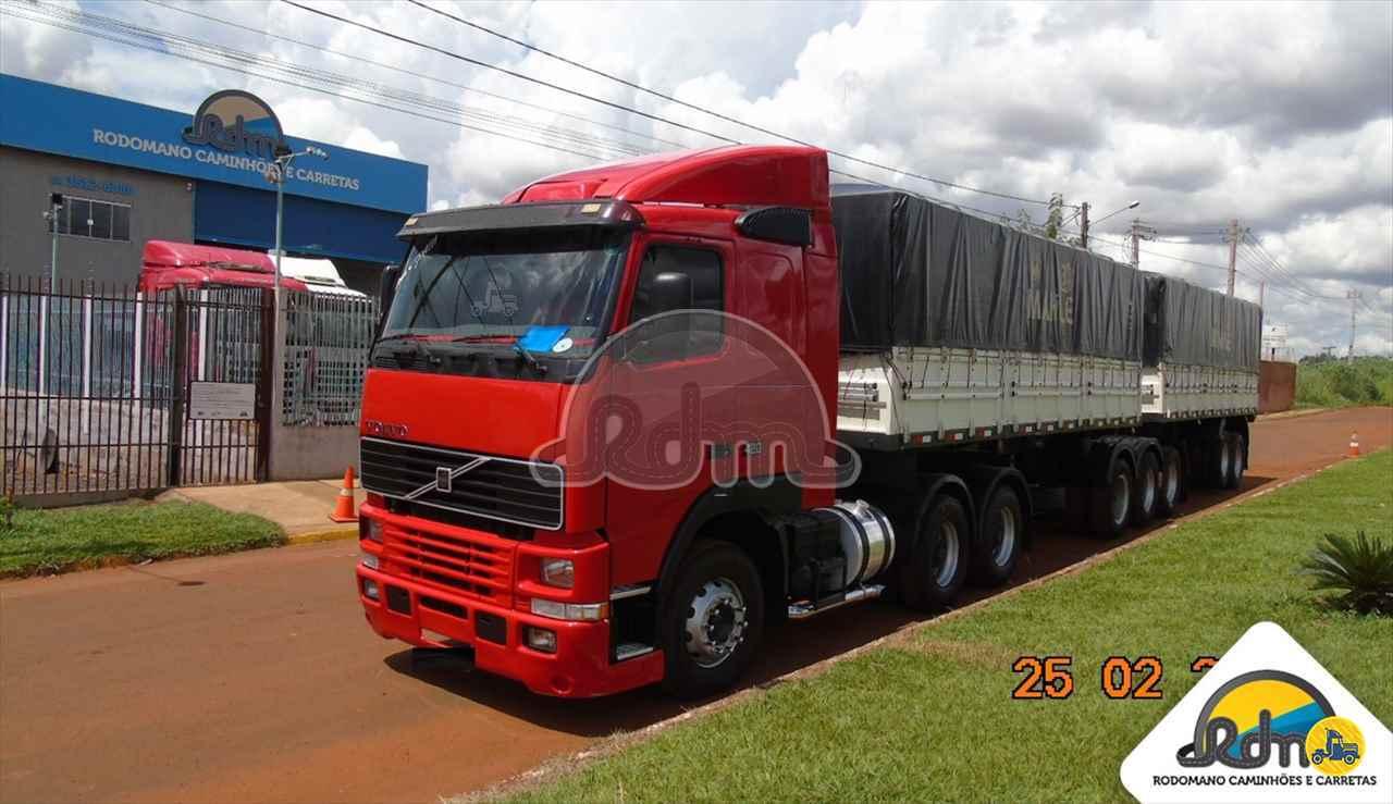 CAMINHAO VOLVO VOLVO FH12 420 Cavalo Mecânico Traçado 6x4 Rodomano Caminhões e Carretas RIO VERDE GOIAS GO