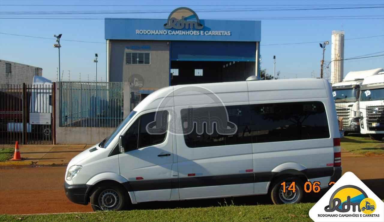 VANS MERCEDES-BENZ Sprinter VAN 415 Rodomano Caminhões e Carretas RIO VERDE GOIAS GO
