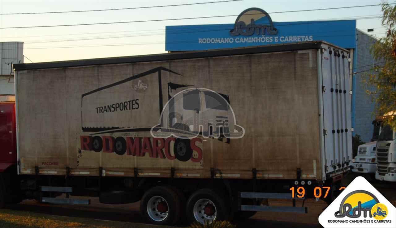 BAU SIDER de Rodomano Caminhões e Carretas - RIO VERDE/GO