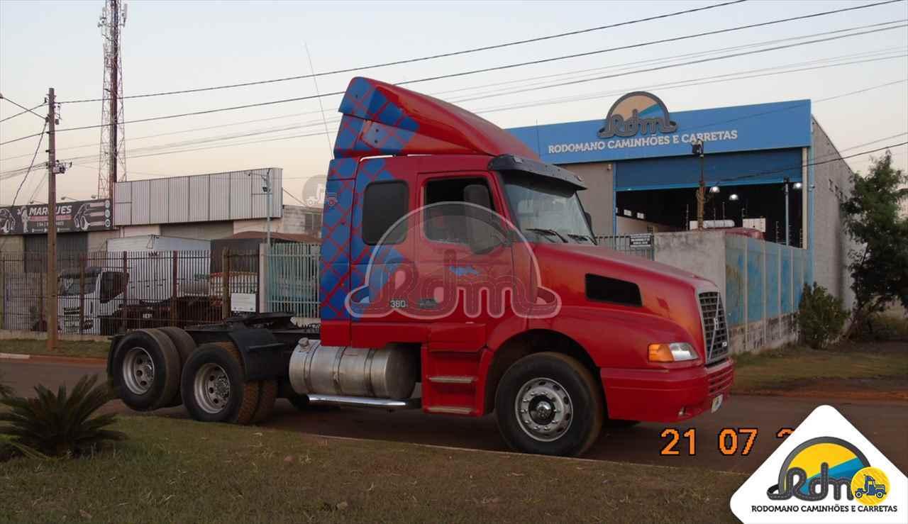 CAMINHAO VOLVO VOLVO NH12 380 Cavalo Mecânico Truck 6x2 Rodomano Caminhões e Carretas RIO VERDE GOIAS GO