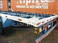 SEMI-REBOQUE CARGA SECA  1976/1976 Radavelli Caminhões