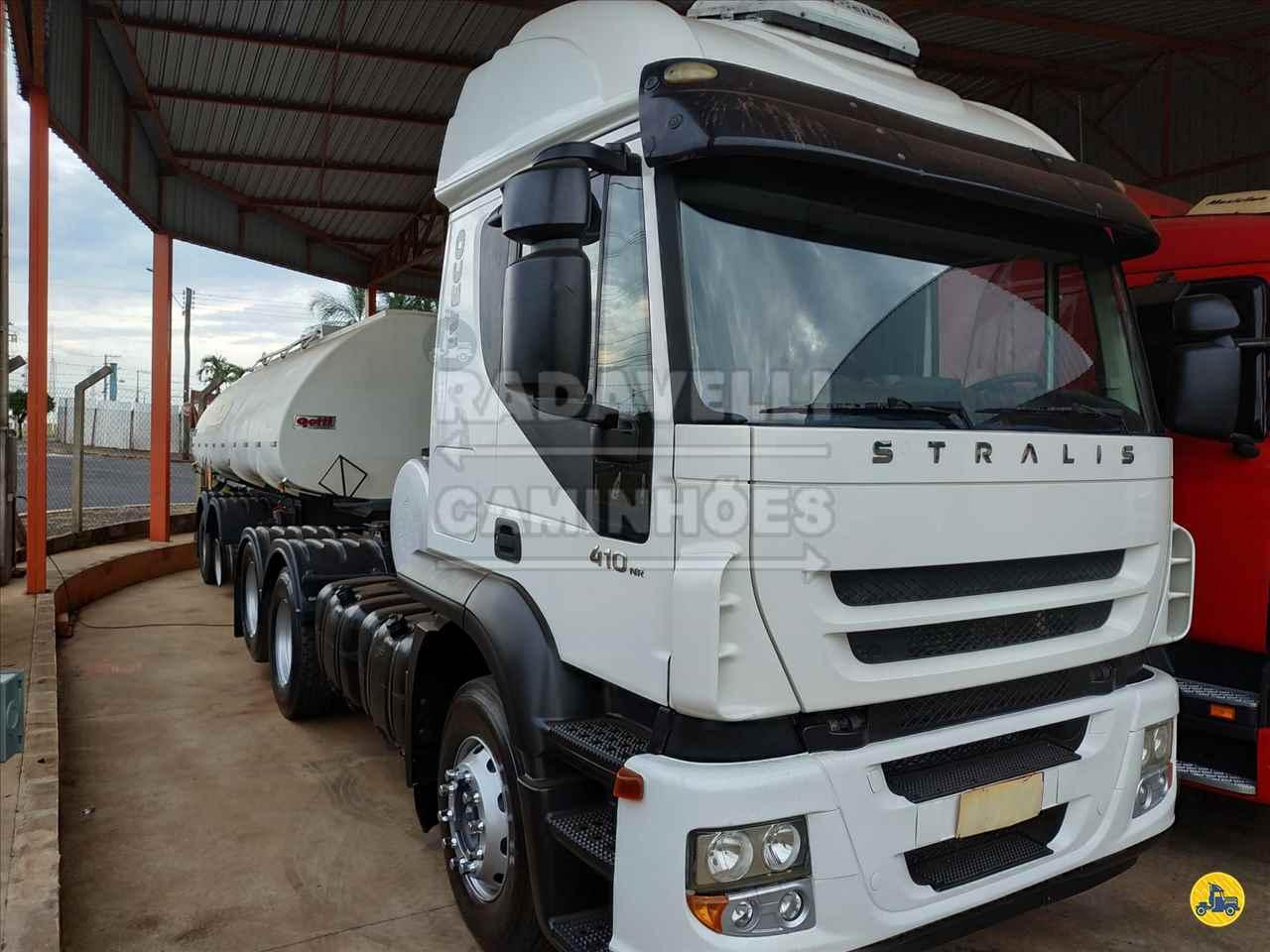 CAMINHAO IVECO STRALIS 410 Cavalo Mecânico Truck 6x2 Radavelli Caminhões MATAO SÃO PAULO SP