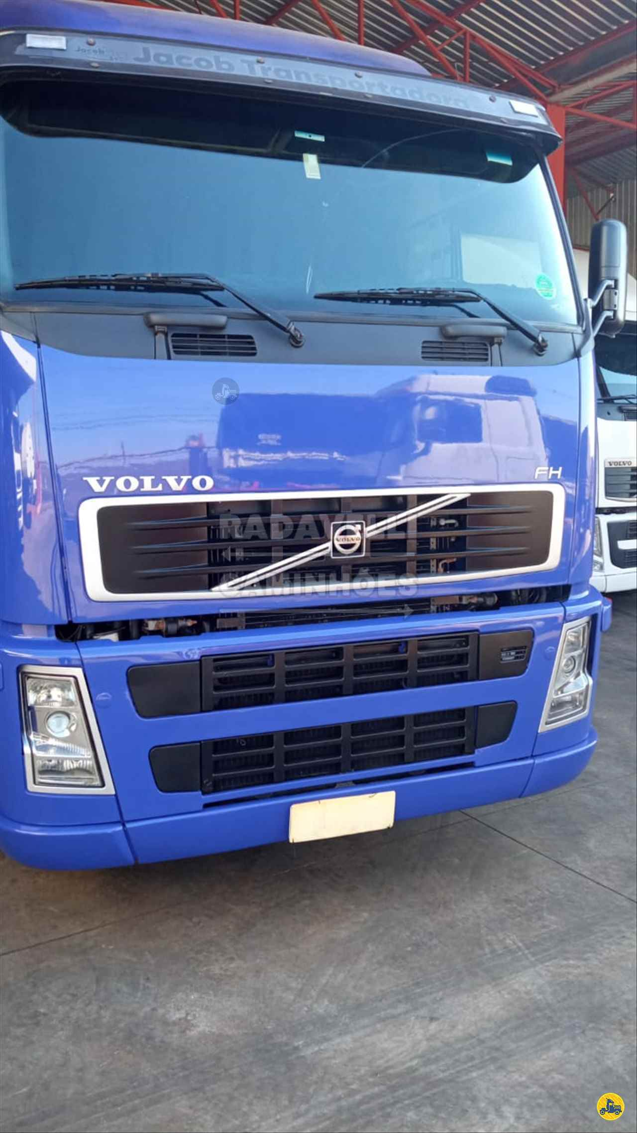 CAMINHAO VOLVO VOLVO FH 440 Cavalo Mecânico Truck 6x2 Radavelli Caminhões MATAO SÃO PAULO SP