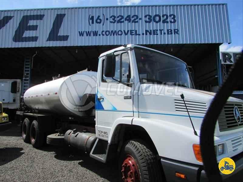 MERCEDES-BENZ MB 1618  1992/1992 Comovel Comercial Montealtense de Veículos
