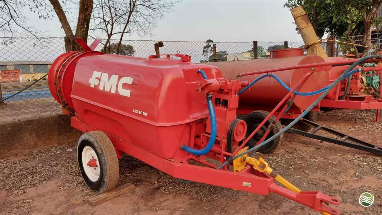 FMC BANDEIRANTES 2000  2000/2000 Terra Santa Implementos Agrícolas
