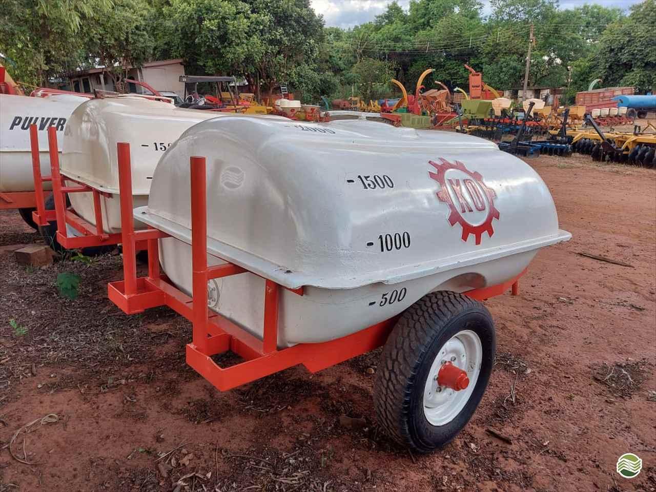 KO KO 2000  2000/2000 Terra Santa Implementos Agrícolas