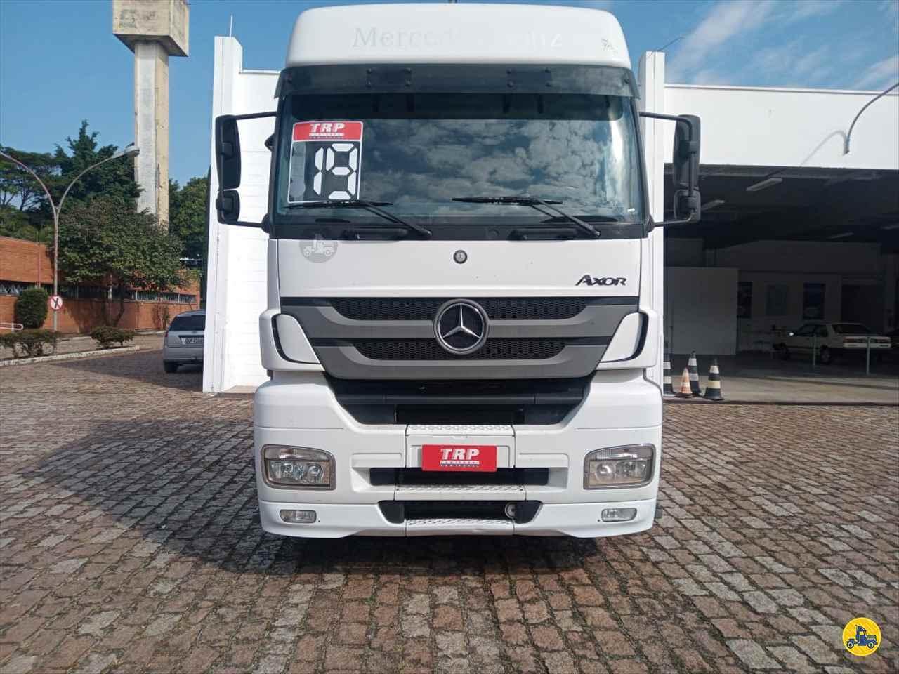 CAMINHAO MERCEDES-BENZ MB 2544 Cavalo Mecânico Truck 6x2 TRP Seminovos ITAJAI SANTA CATARINA SC