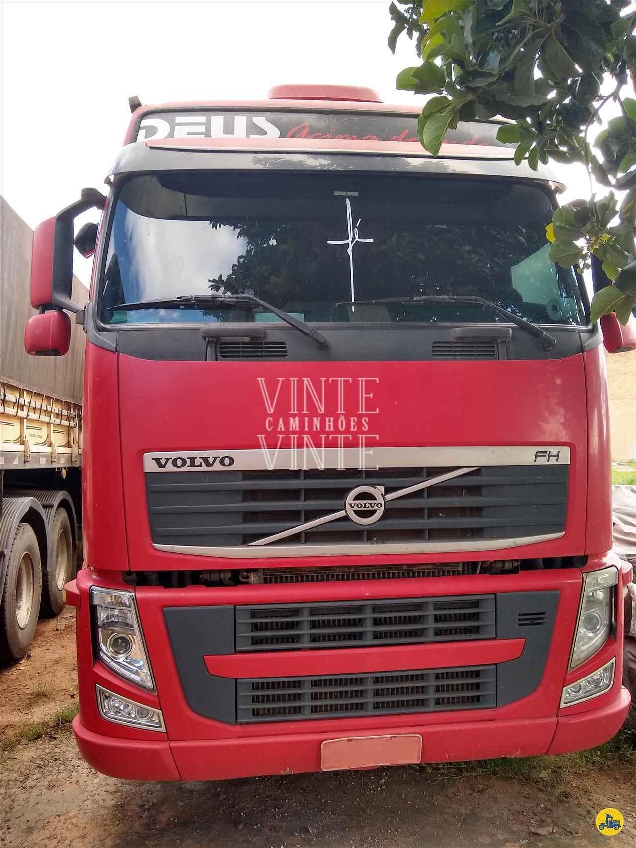 VOLVO VOLVO FH 500 595000km 2013/2013 Vinte-Vinte Caminhões