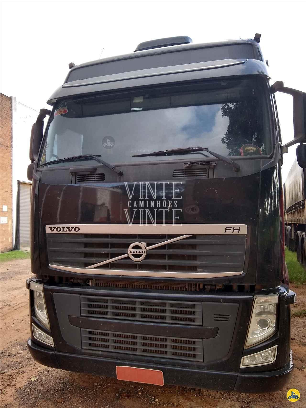 VOLVO VOLVO FH 460 595000km 2013/2013 Vinte-Vinte Caminhões