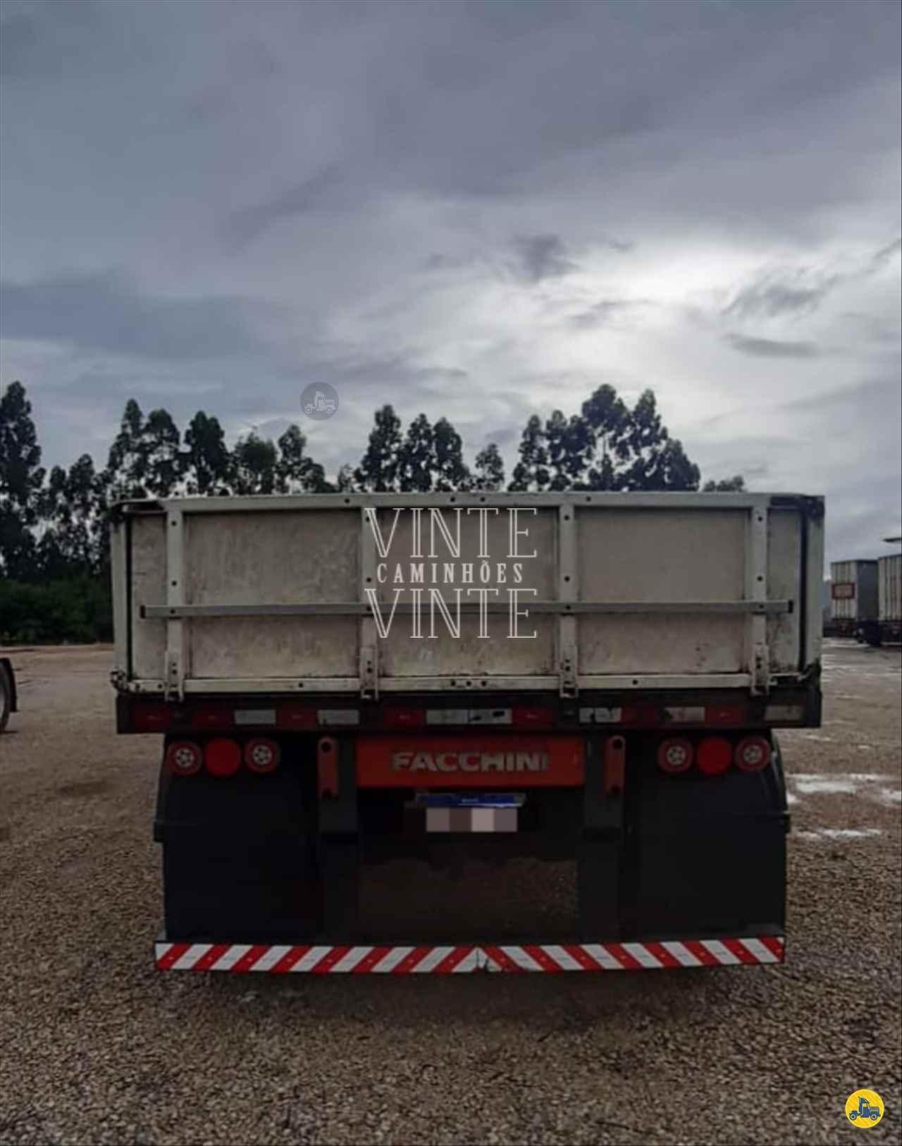 SEMI-REBOQUE CARGA SECA  2017/2017 Vinte-Vinte Caminhões