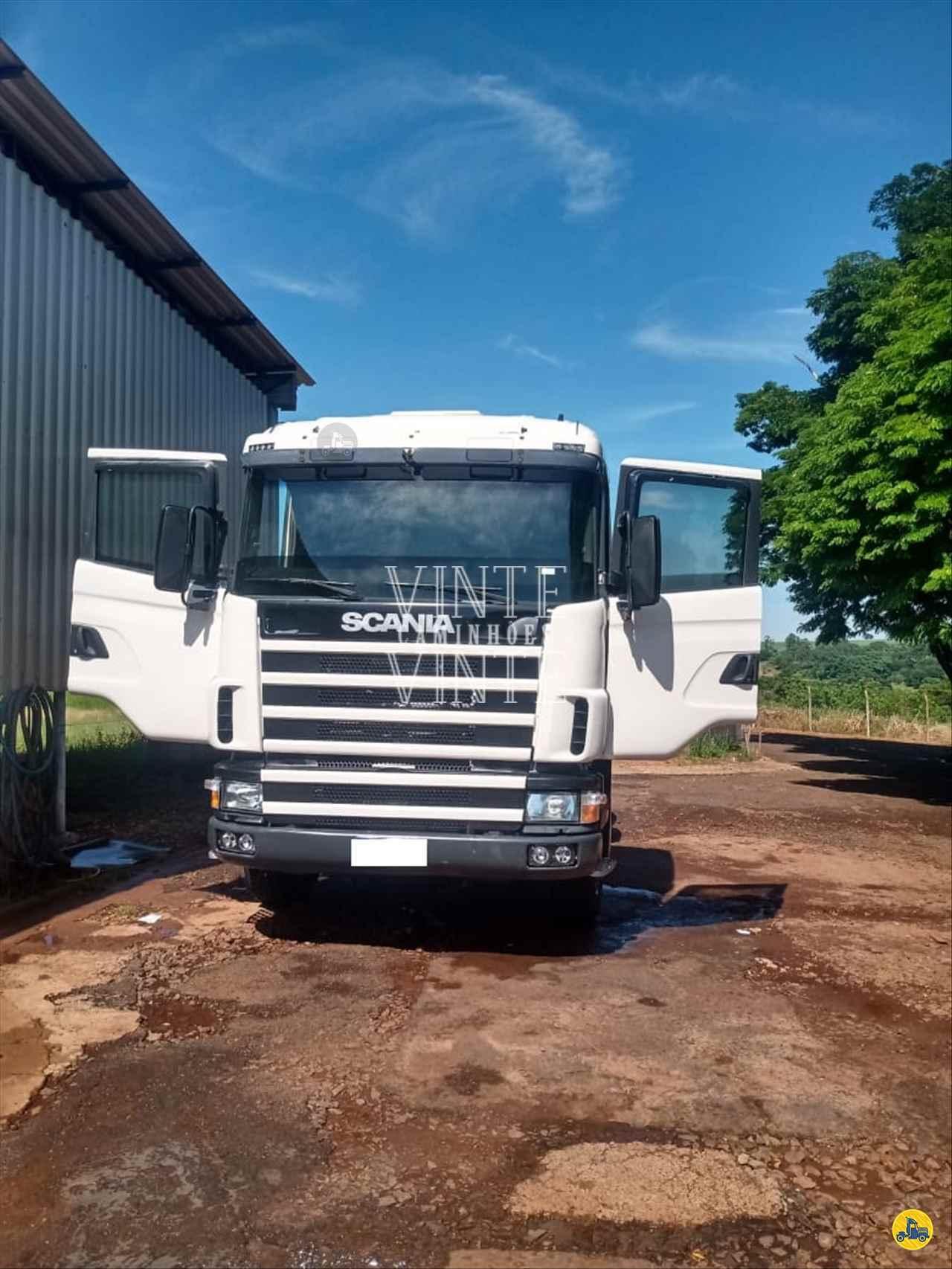 CAMINHAO SCANIA SCANIA 124 360 Cavalo Mecânico Truck 6x2 Vinte-Vinte Caminhões SANTO ANDRE SÃO PAULO SP