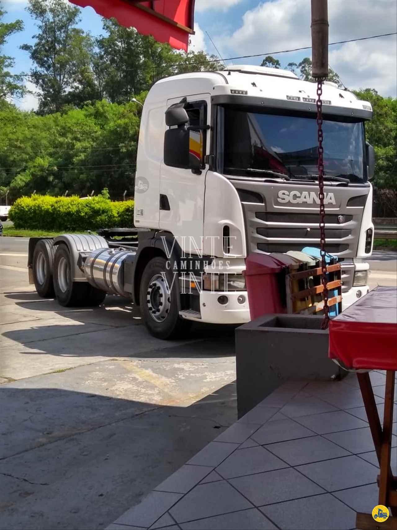 CAMINHAO SCANIA SCANIA 420 Cavalo Mecânico Truck 6x2 Vinte-Vinte Caminhões SANTO ANDRE SÃO PAULO SP