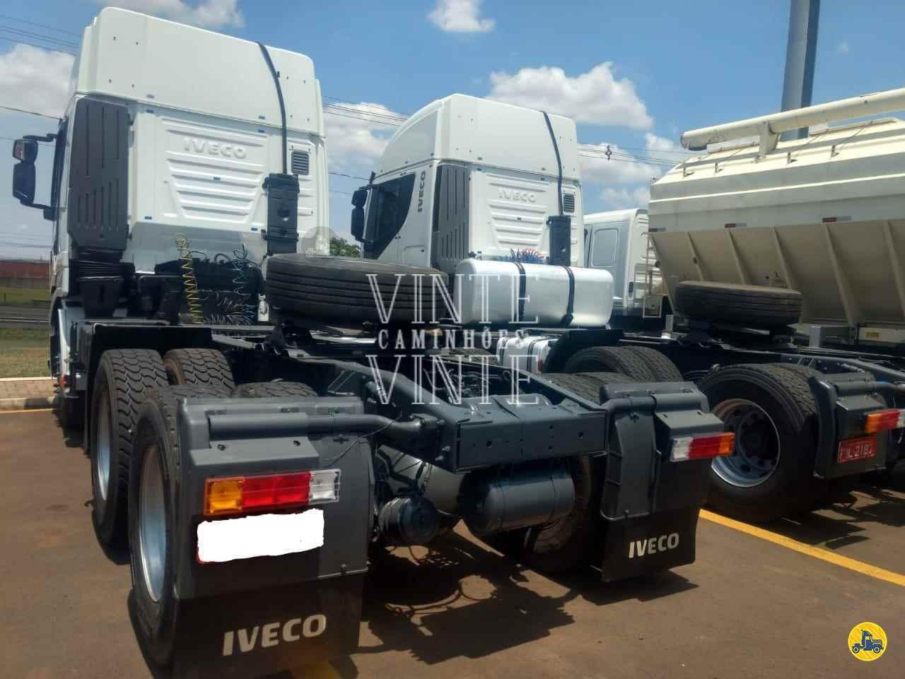 IVECO STRALIS 480 600000km 2014/2014 Vinte-Vinte Caminhões