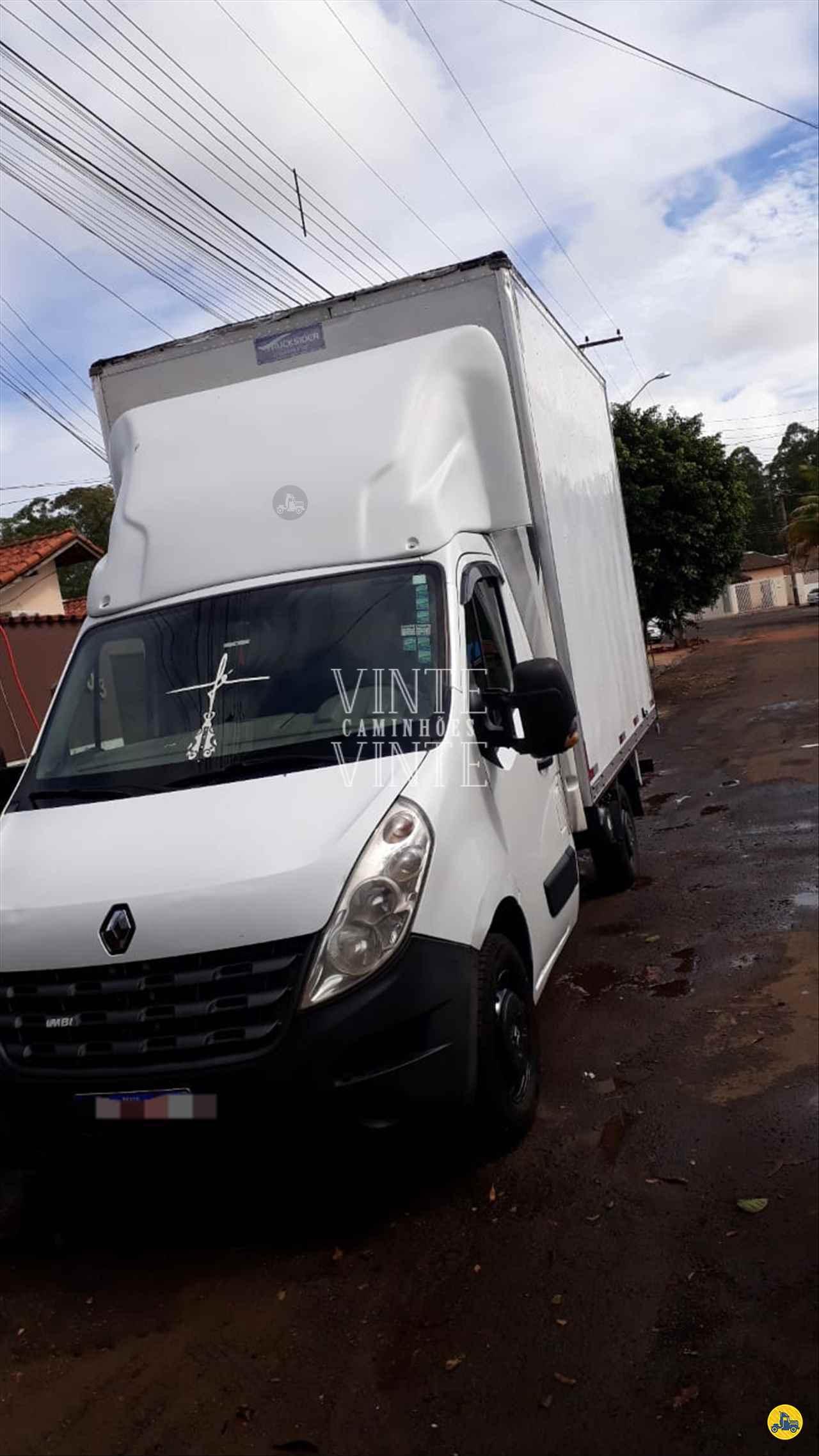 UTILITARIOS RENAULT Master Chassi Cabine 2.3 Vinte-Vinte Caminhões SANTO ANDRE SÃO PAULO SP
