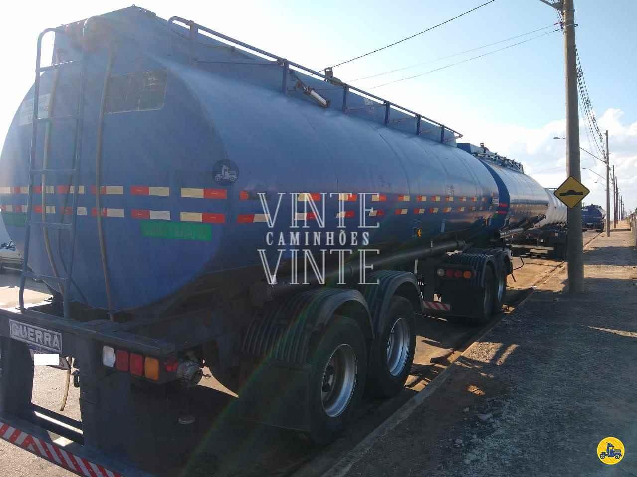 TANQUE AÇO de Vinte-Vinte Caminhões - SANTO ANDRE/SP