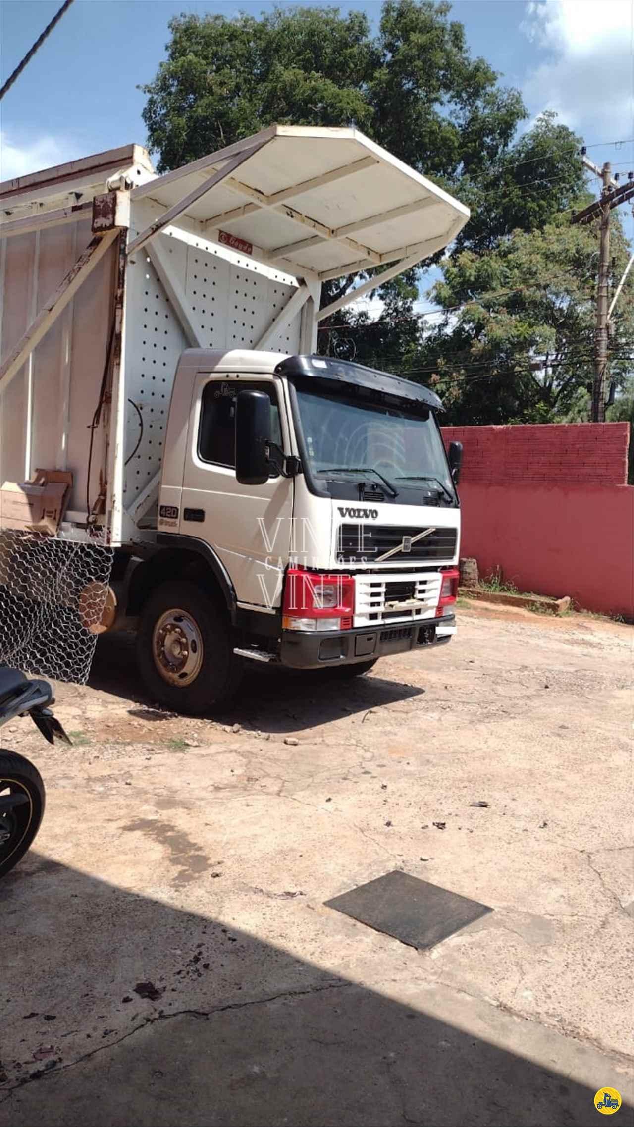 VOLVO FM12 420 de Vinte-Vinte Caminhões - SANTO ANDRE/SP
