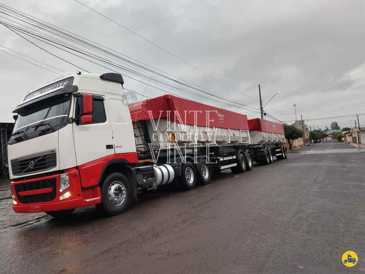 VOLVO FH 540 de Vinte-Vinte Caminhões - SANTO ANDRE/SP