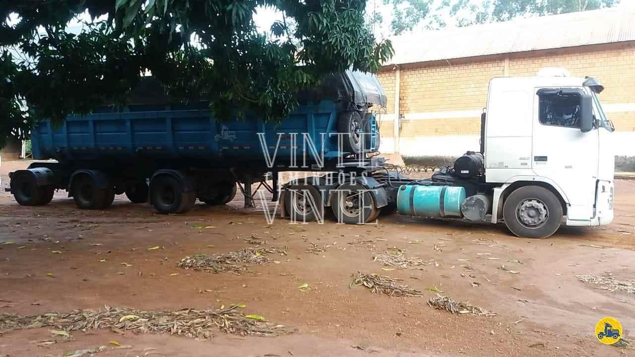 CAMINHAO VOLVO VOLVO NH12 380 Cavalo Mecânico Truck 6x2 Vinte-Vinte Caminhões SANTO ANDRE SÃO PAULO SP