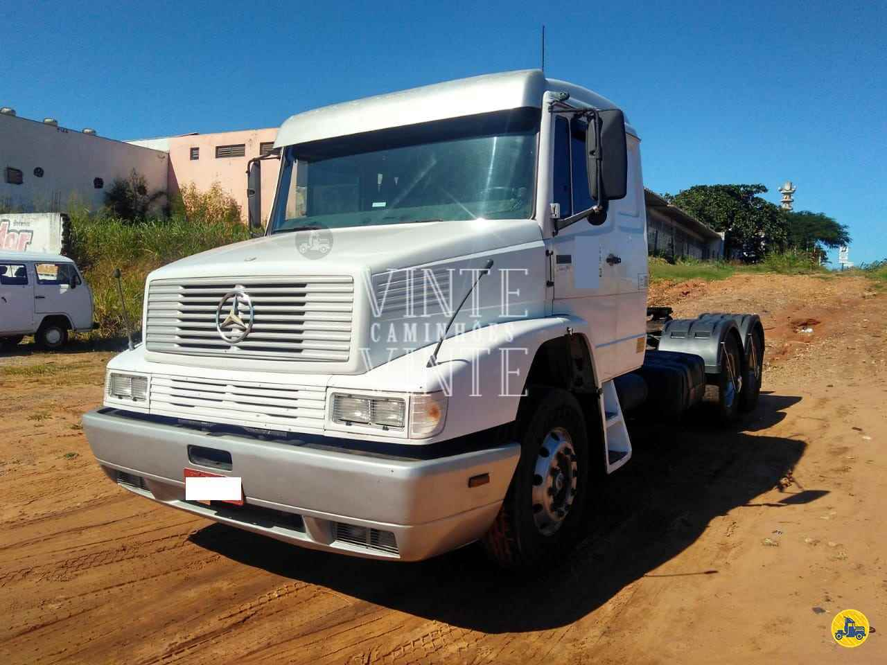 CAMINHAO MERCEDES-BENZ MB 1634 Cavalo Mecânico Truck 6x2 Vinte-Vinte Caminhões SANTO ANDRE SÃO PAULO SP