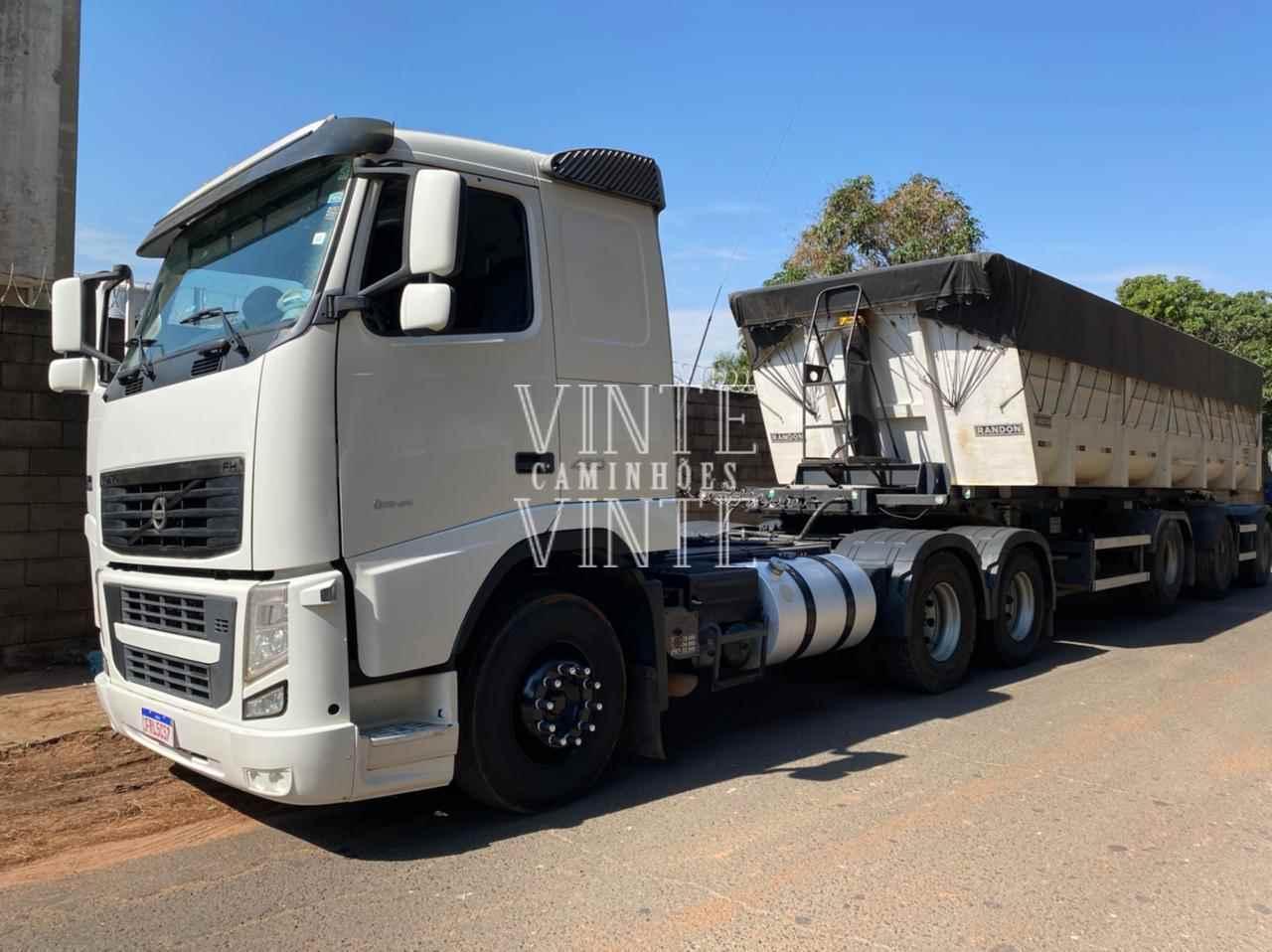 CAMINHAO VOLVO VOLVO FH 460 Caçamba Basculante Truck 6x2 Vinte-Vinte Caminhões SANTO ANDRE SÃO PAULO SP