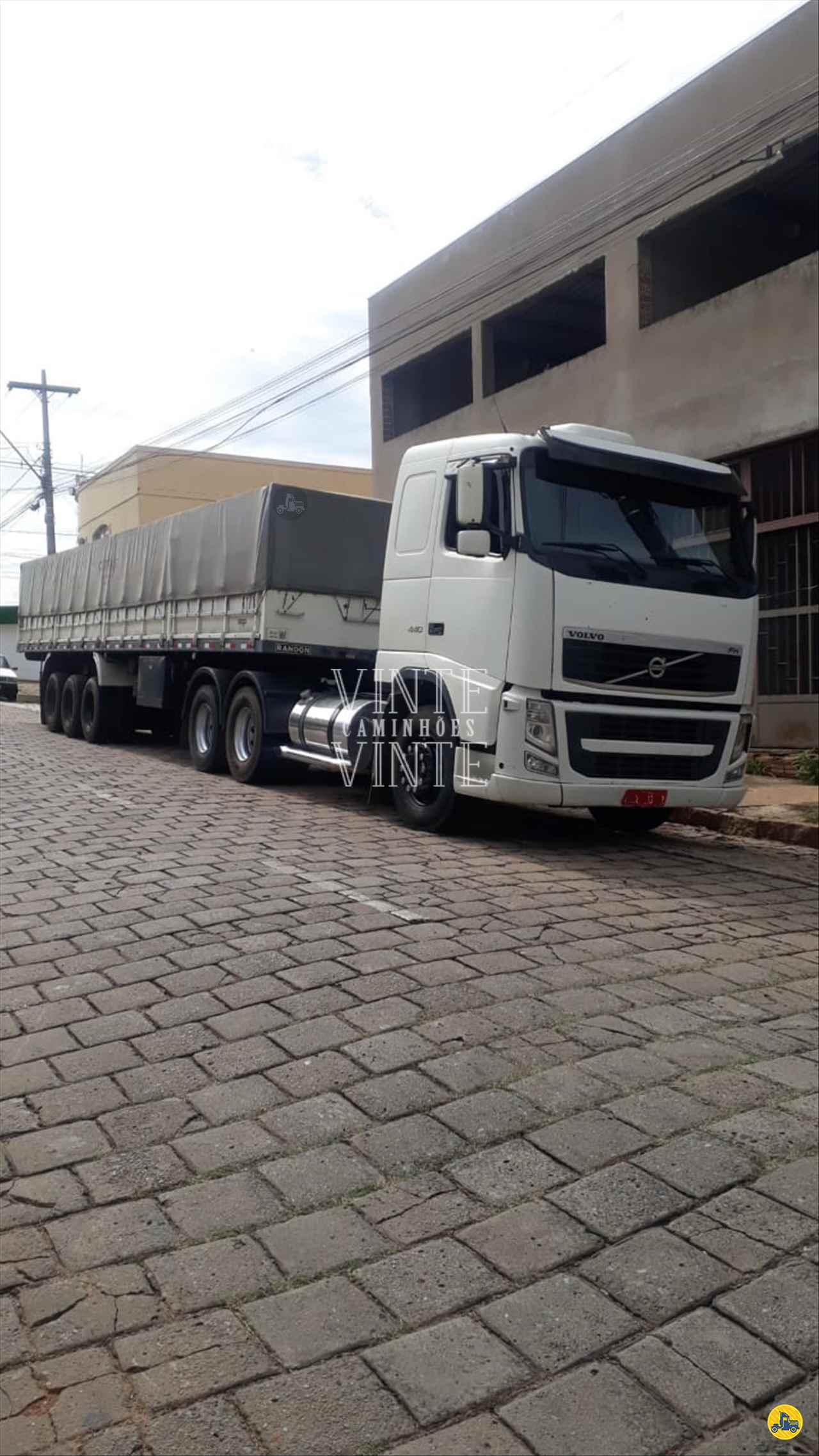 CAMINHAO VOLVO VOLVO FH 440 Cavalo Mecânico Truck 6x2 Vinte-Vinte Caminhões SANTO ANDRE SÃO PAULO SP