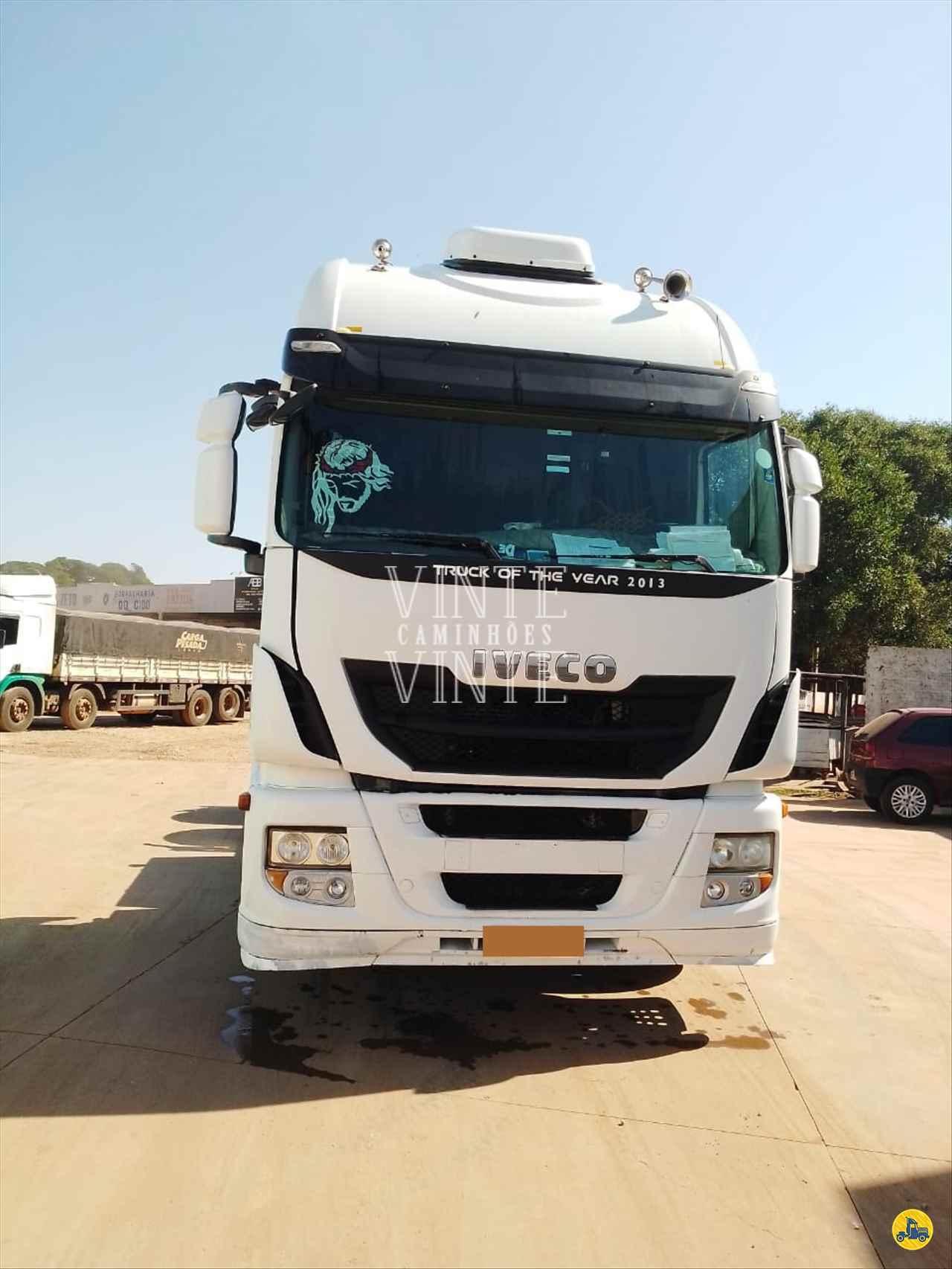 CAMINHAO IVECO TRAKER 480 Cavalo Mecânico Truck 6x2 Vinte-Vinte Caminhões SANTO ANDRE SÃO PAULO SP
