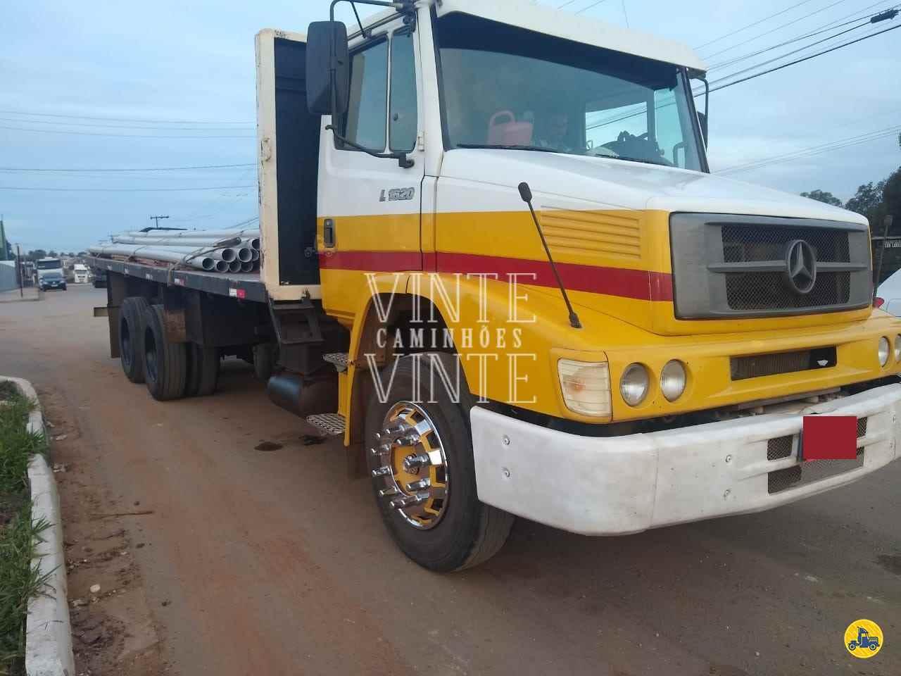 CAMINHAO MERCEDES-BENZ MB 1620 Chassis Truck 6x2 Vinte-Vinte Caminhões SANTO ANDRE SÃO PAULO SP
