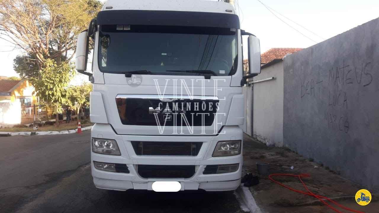 CAMINHAO MAN TGX 29 440 Cavalo Mecânico Truck 6x2 Vinte-Vinte Caminhões SANTO ANDRE SÃO PAULO SP