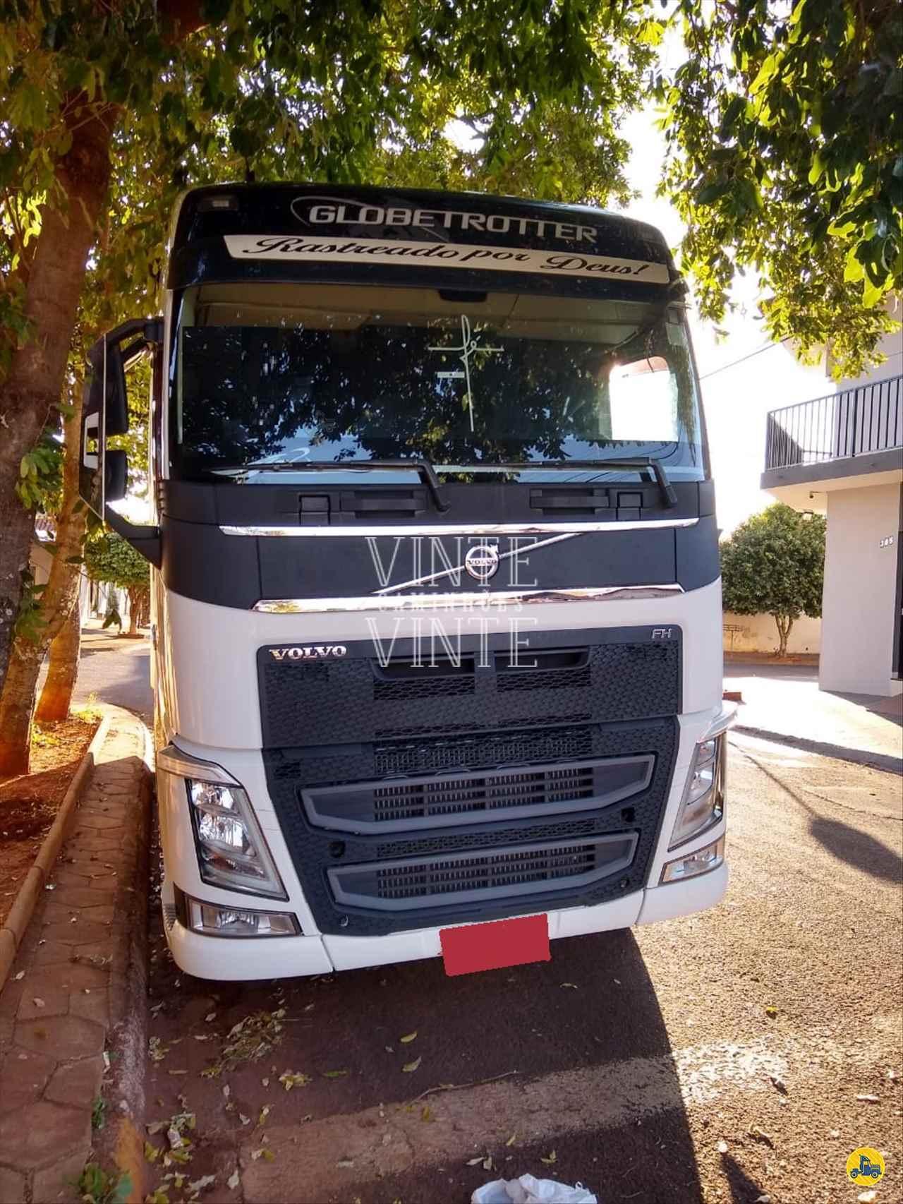 CAMINHAO VOLVO VOLVO FH 540 Cavalo Mecânico Traçado 6x4 Vinte-Vinte Caminhões SANTO ANDRE SÃO PAULO SP