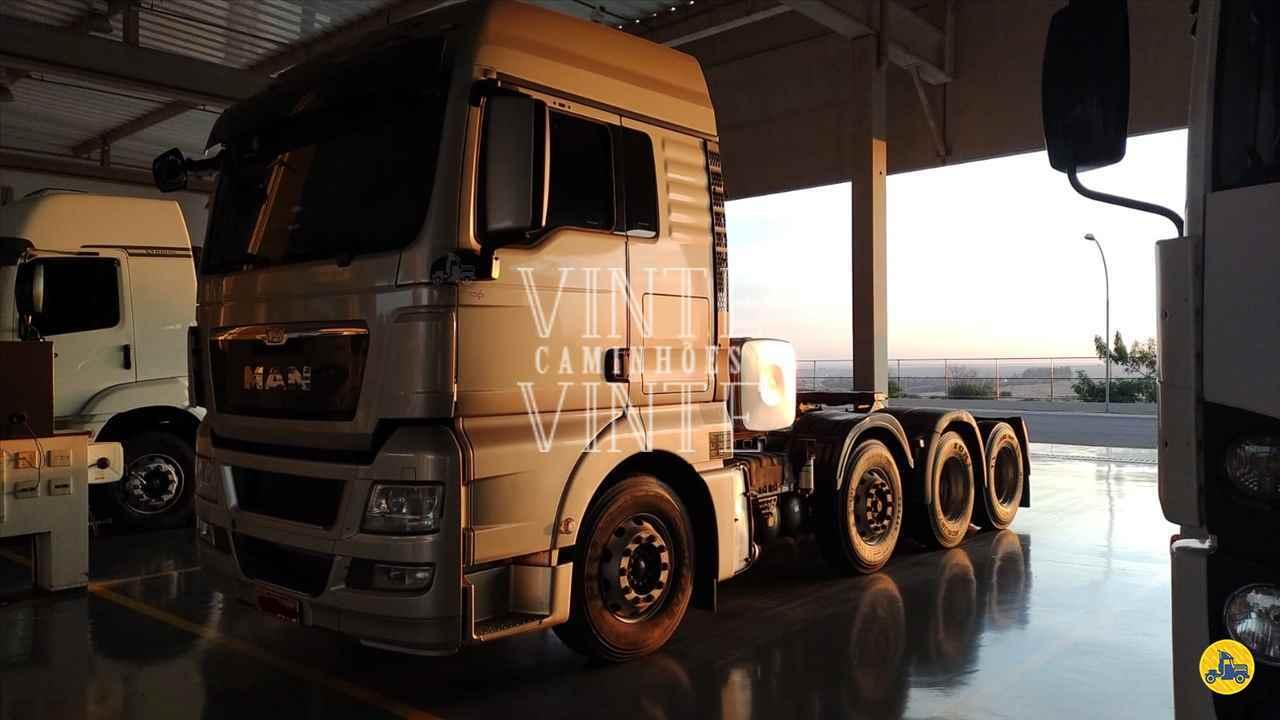 CAMINHAO MAN TGX 28 440 Cavalo Mecânico Truck 6x2 Vinte-Vinte Caminhões SANTO ANDRE SÃO PAULO SP