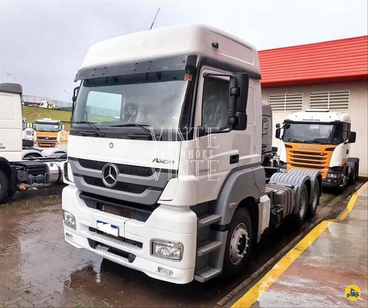 CAMINHAO MERCEDES-BENZ MB 2644 Cavalo Mecânico Traçado 6x4 Vinte-Vinte Caminhões SANTO ANDRE SÃO PAULO SP
