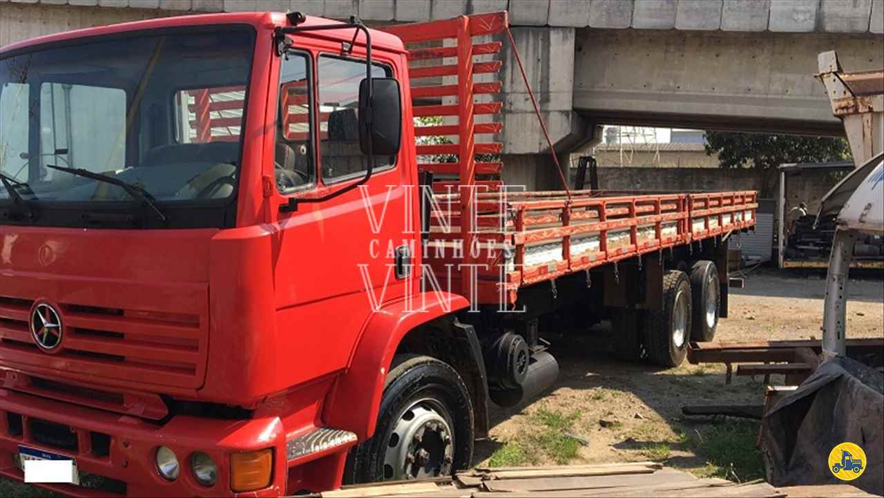 CAMINHAO MERCEDES-BENZ MB 1420 Carga Seca Truck 6x2 Vinte-Vinte Caminhões SANTO ANDRE SÃO PAULO SP
