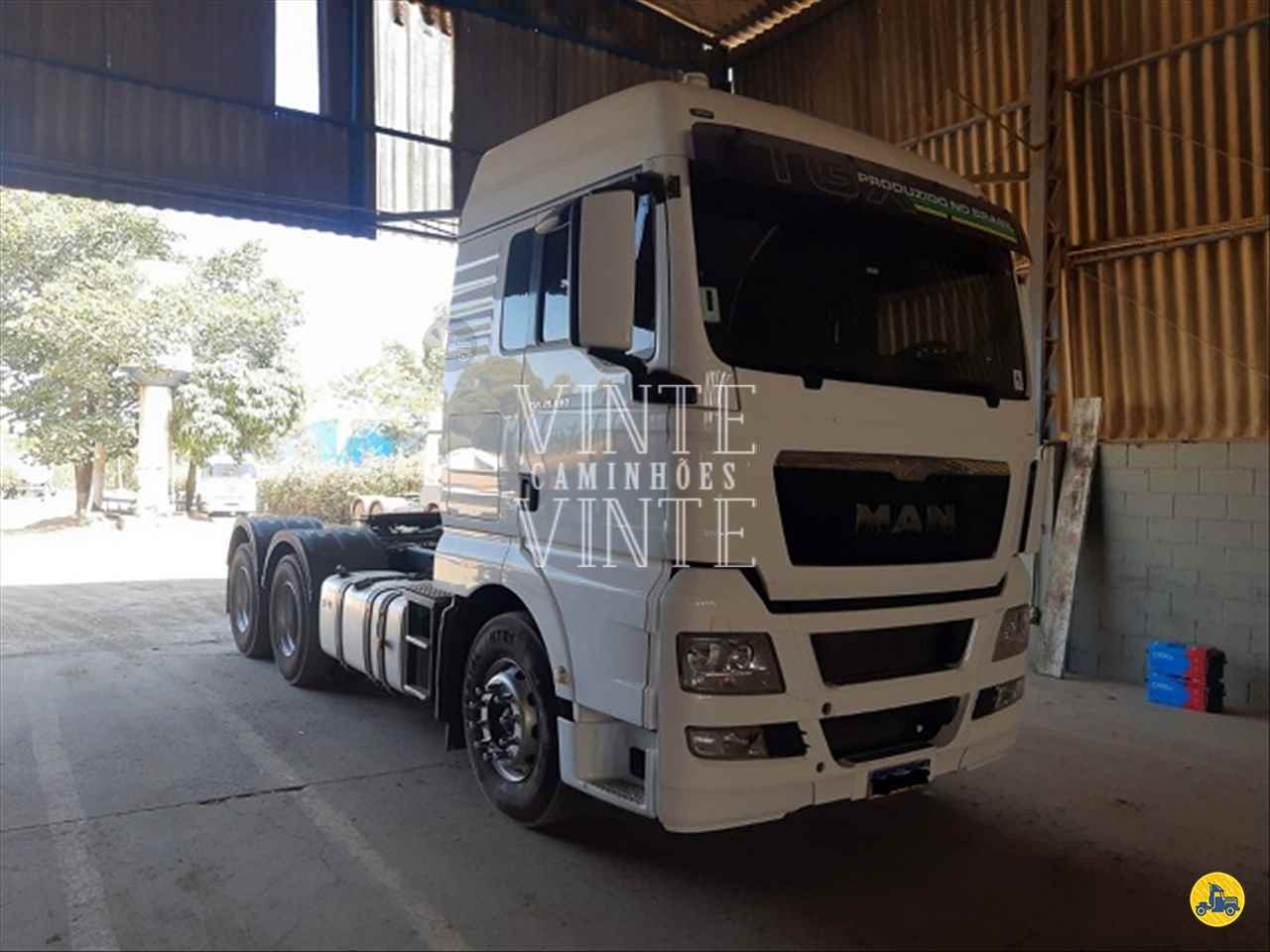 CAMINHAO MAN TGX 29 440 Cavalo Mecânico Traçado 6x4 Vinte-Vinte Caminhões SANTO ANDRE SÃO PAULO SP