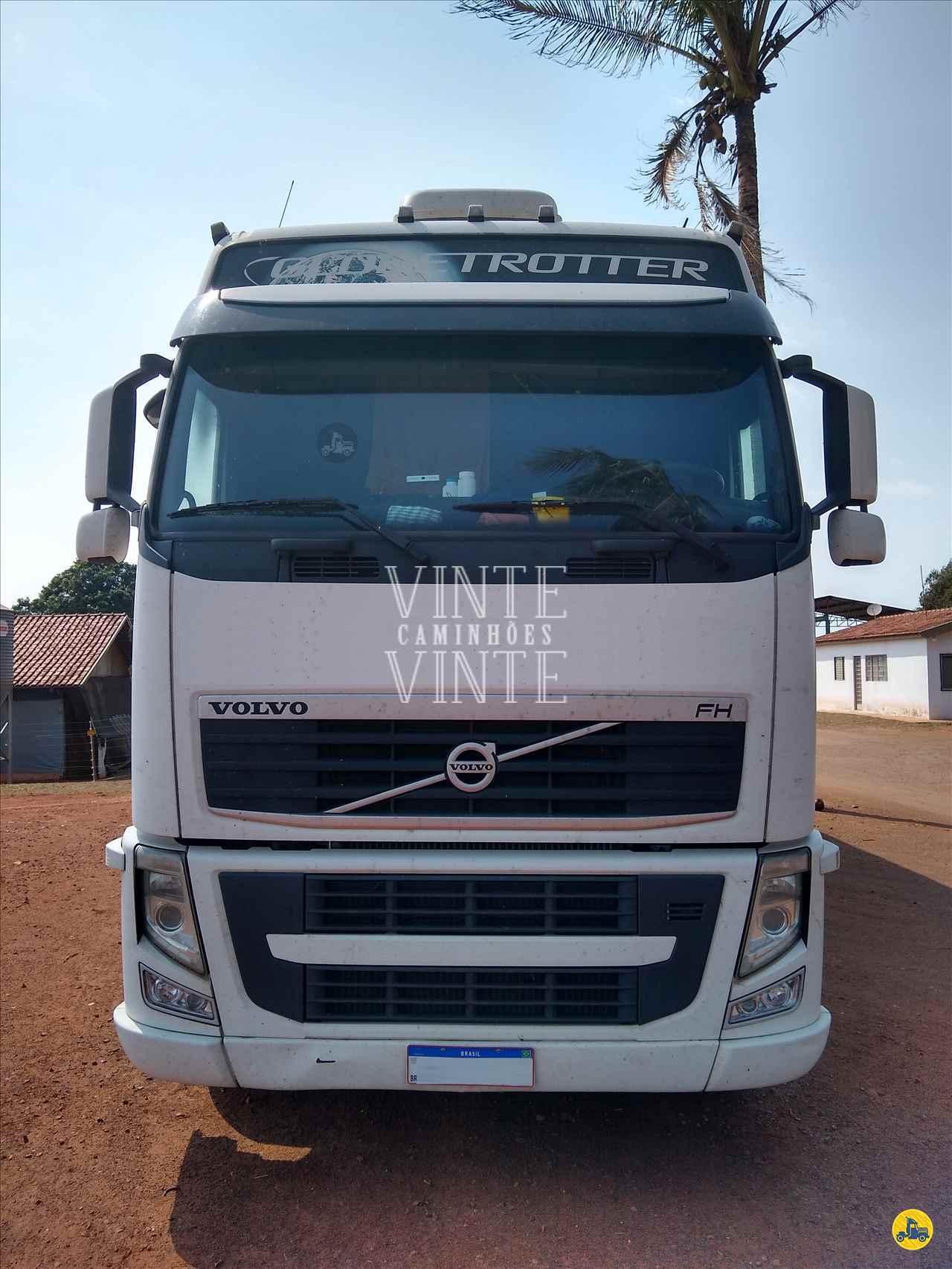 CAMINHAO VOLVO VOLVO FH 460 Cavalo Mecânico Truck 6x2 Vinte-Vinte Caminhões SANTO ANDRE SÃO PAULO SP