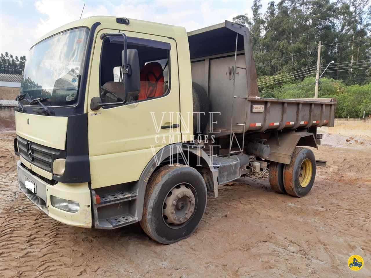 CAMINHAO MERCEDES-BENZ MB 1418 Caçamba Basculante Toco 4x2 Vinte-Vinte Caminhões SANTO ANDRE SÃO PAULO SP