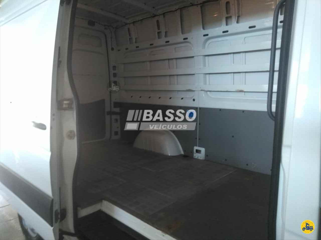 MERCEDES-BENZ Sprinter Furgão 415 80076km 2018/2019 Basso Veículos
