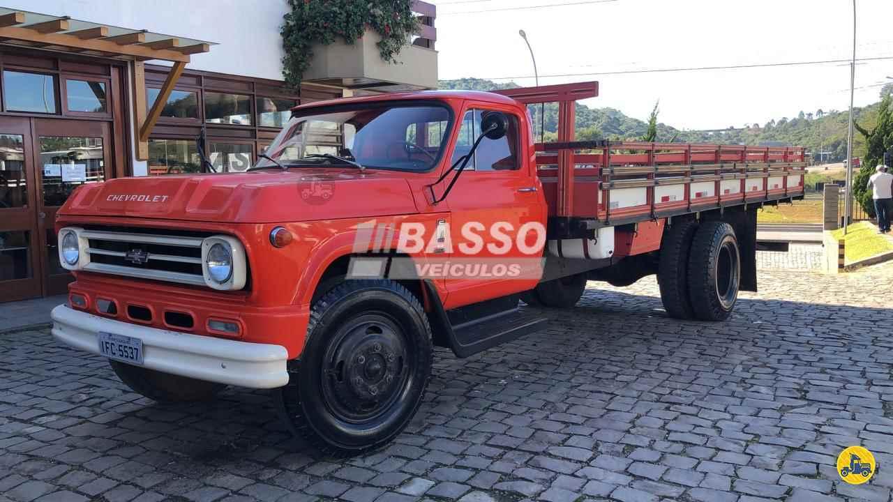 CAMINHAO GM C60 Carga Seca Toco 4x2 Basso Veículos GARIBALDI RIO GRANDE DO SUL RS