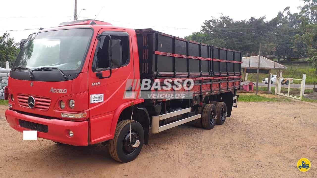 CAMINHAO MERCEDES-BENZ MB 915 Graneleiro 3/4 4x2 Basso Veículos GARIBALDI RIO GRANDE DO SUL RS