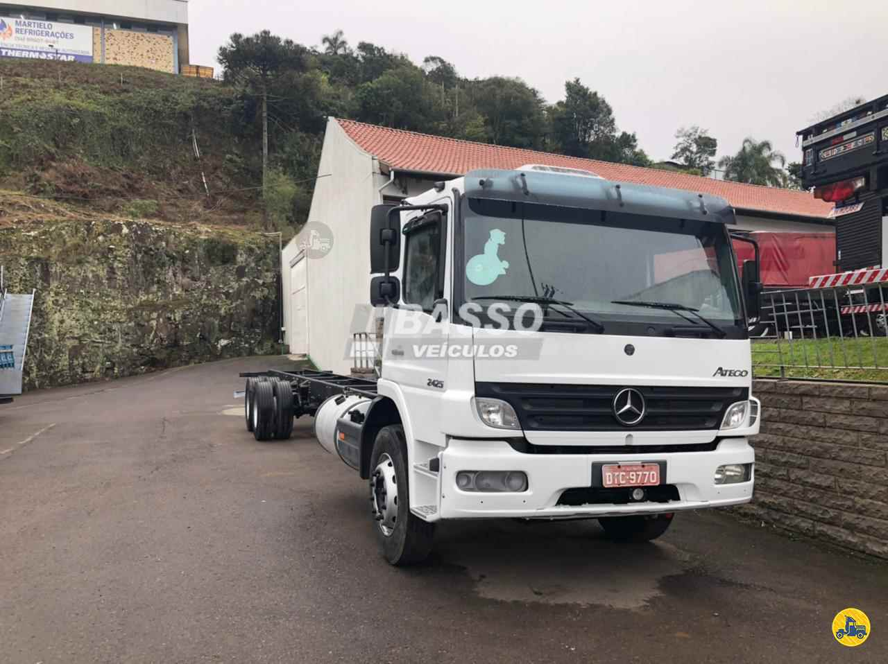 CAMINHAO MERCEDES-BENZ MB 2425 Chassis Truck 6x2 Basso Veículos GARIBALDI RIO GRANDE DO SUL RS