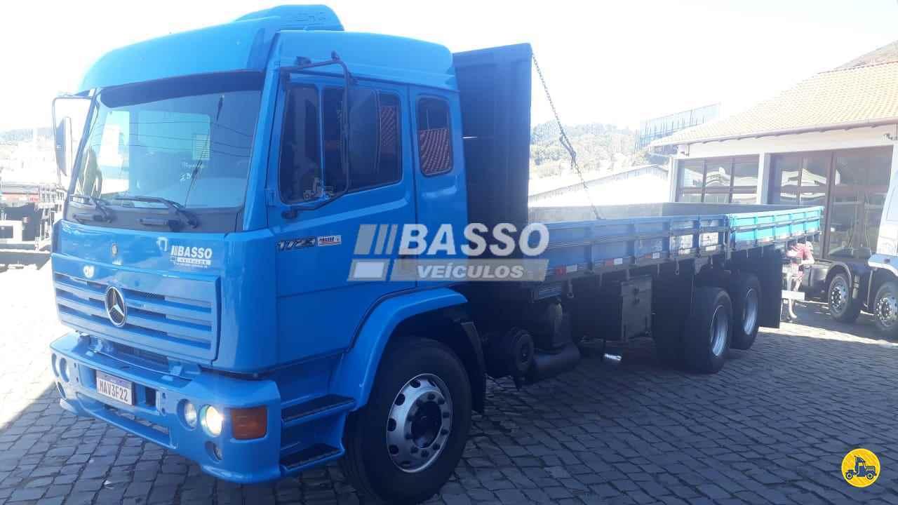 CAMINHAO MERCEDES-BENZ MB 1723 Carga Seca Truck 6x2 Basso Veículos GARIBALDI RIO GRANDE DO SUL RS