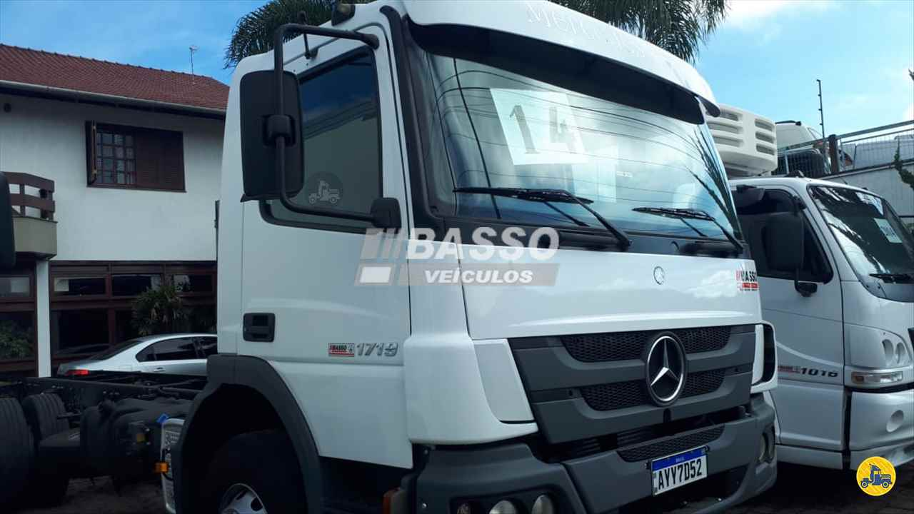 CAMINHAO MERCEDES-BENZ MB 1719 Chassis Toco 4x2 Basso Veículos GARIBALDI RIO GRANDE DO SUL RS