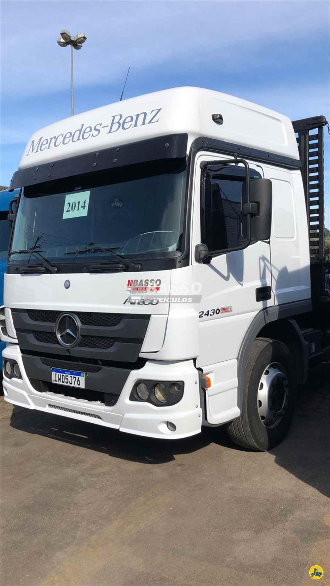 CAMINHAO MERCEDES-BENZ MB 2430 Carga Seca Truck 6x2 Basso Veículos GARIBALDI RIO GRANDE DO SUL RS
