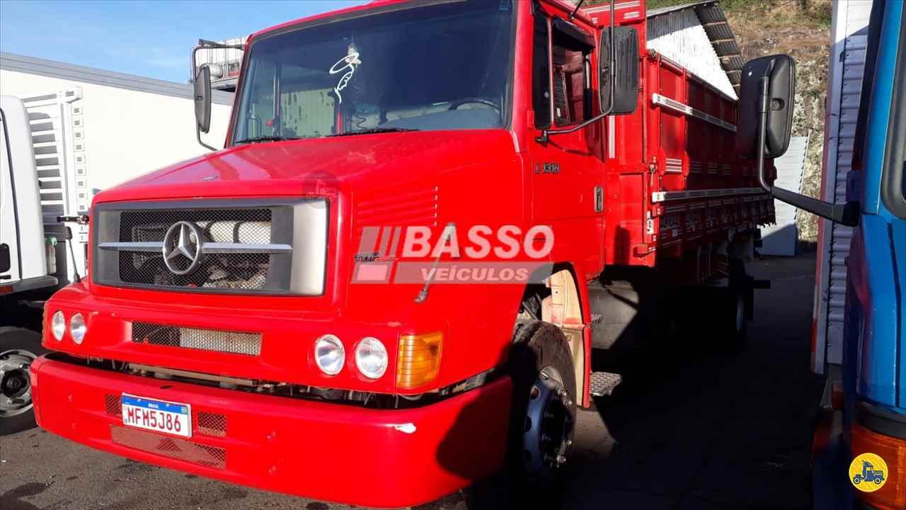 MB 1318 de Basso Veículos - GARIBALDI/RS