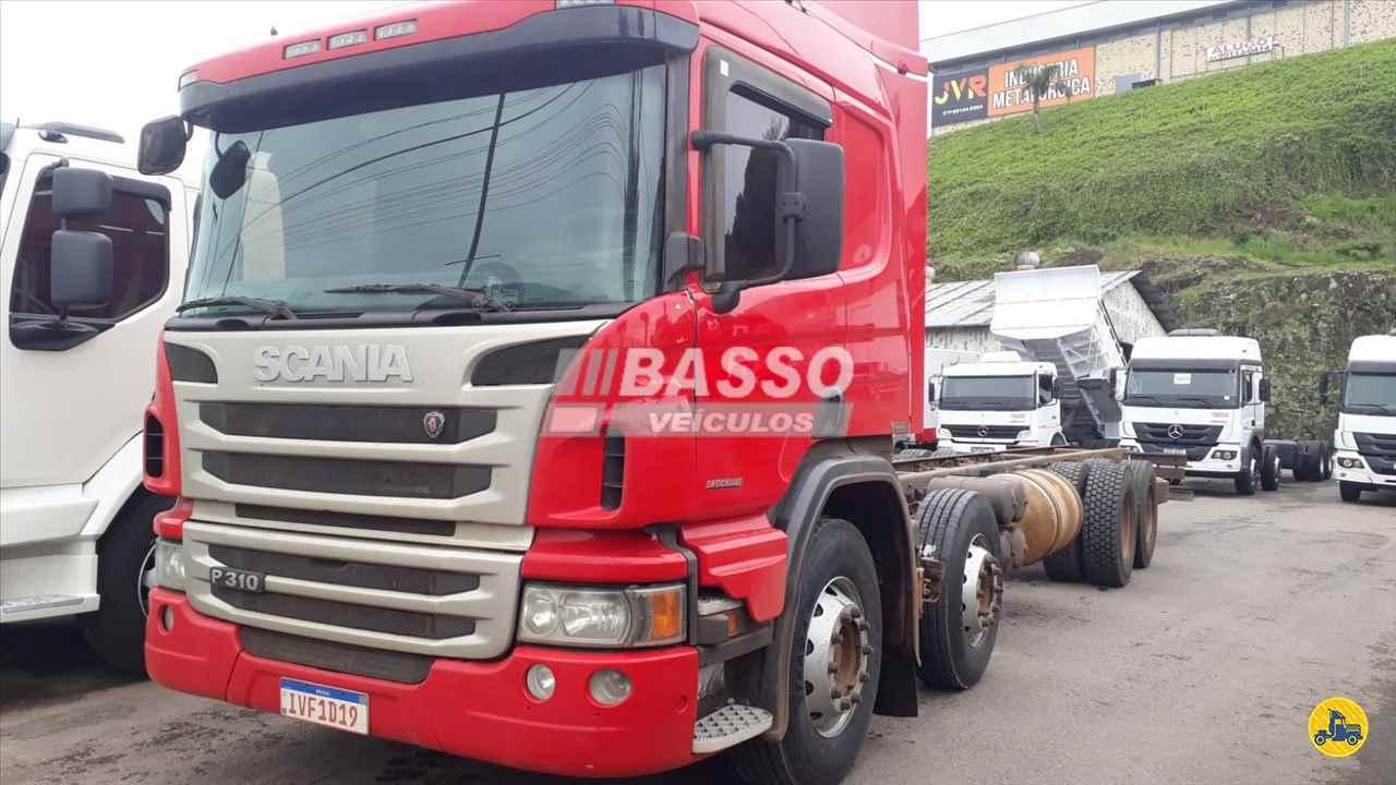 CAMINHAO SCANIA SCANIA P310 Chassis BiTruck 8x2 Basso Veículos GARIBALDI RIO GRANDE DO SUL RS