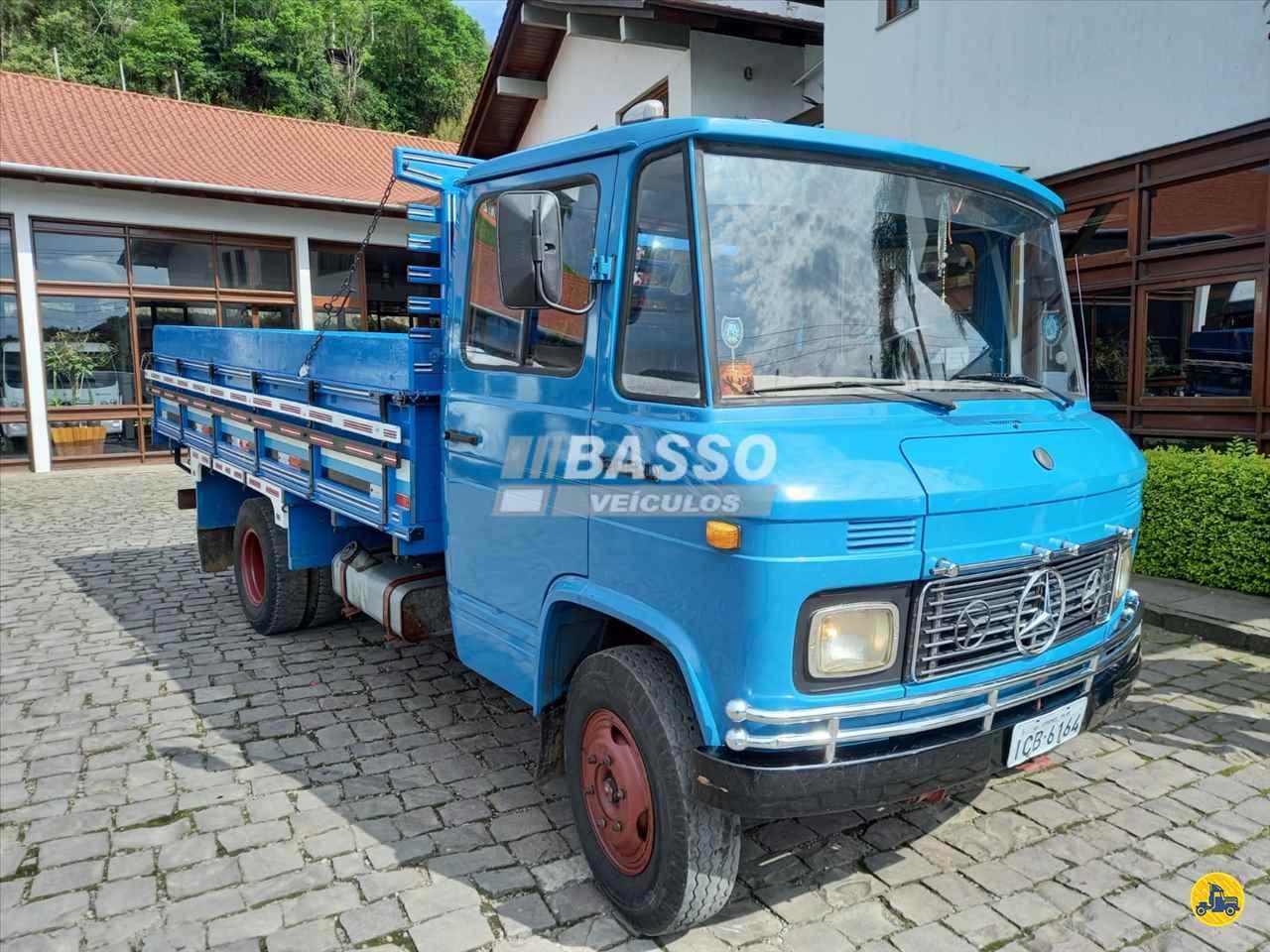 CAMINHAO MERCEDES-BENZ MB 608 Carga Seca 3/4 4x2 Basso Veículos GARIBALDI RIO GRANDE DO SUL RS